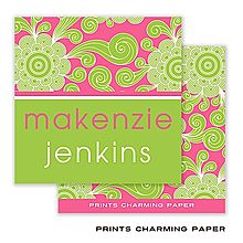 Calling Cards, Personalized Fine Stationery   Note Worthy