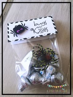 Halloween Goodie Bags Halloween Goody Bags by ALittleBitOfAud