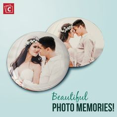 Customize magnets with your favorite photos, place them on your fridge or give them as gifts. Customize the shapes and materials of the magnet to make yours stand out. Click here to get started!