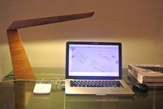 After experimenting with natural wood veneer for many years, Thai product designer and inventor Anurak Suchat has developed the Loop and the Arrow, two origami-like wooden lamps that you can readily fold and unfold to light up rooms and desktops. Each veneer is laminated into three layers, has a 0.48 mm backing and is laser-cut. […]