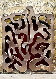 Gates in Barcelona by Antoni Gaudí ~~ For more:  - ✯ http://www.pinterest.com/PinFantasy/arq-~-antoni-gaud%C3%AD/