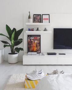 44 Ideas For Music Studio Interior Design Modern Loft Interior Design, Studio Interior, Home Room Design, Living Room Designs, Living Room Decor, Bedroom Decor, House Design, Studio Design, Living Rooms