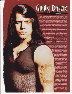 Hard Music, Music Love, Sam Hain, Danzig Misfits, Glenn Danzig, Peter Steele, Heavy Metal, Metal Fan, Glam Metal