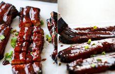 Čínský lepkavý bůček Bucky, Fresh, Breakfast, Food, Asia, Morning Coffee, Eten, Meals, Gun