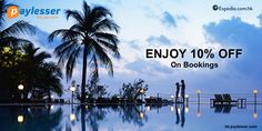 Enjoy UPTO 10% OFF on booking of hotels with this coupon at #EXPEDIA. get your coupon here..>https://goo.gl/9mG1pV