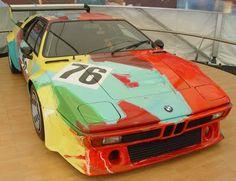 Andy Warhol's BMW M1
