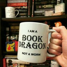 Of course we are book dragons! Drinking coffee or tea over our treasures! So why not fill the horde with delicious antique book scents of woods, leathers and vanilla with just a hint old leather! #books #dragons #coffee #buyincense #leather #vanilla