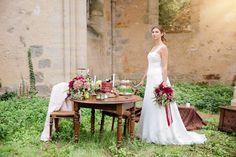 "Shooting d'inspiration mariage : Thème ""Game of Thones"" | Photographe : Lisa Hoshi photographie | Donne-moi ta main - Blog mariage"