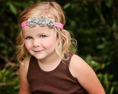 Army  ACU Fabric Flower Headband by BrittneyLeona on Etsy, $7.95