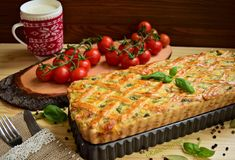 Romanian Food, Quiche, Food And Drink, Cooking Recipes, Bread, Breakfast, Morning Coffee, Chef Recipes, Brot