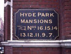 Londres. Hyde Parrk. foto miquel