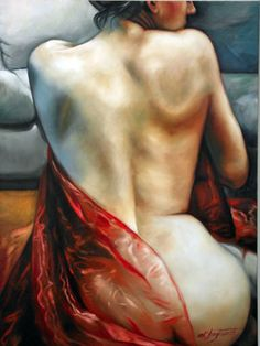 Kathrin Longhurst (1971 - …) – Pintora Alemã_11