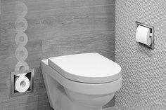 LoooX inbouw-wc-rolhouder