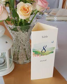 Esküvői menü háromszög pasztel. Gyere és válogass a több mint 500 csodálatos egyedi esküvői kellék közül. Mennyiségi kedvezményekkel várunk. MerciDekor.hu Inspirációs képeink segítenek a Te stílusod megtalálásában. Gyere és hívj: Tel: 30/385-4688 Ingyenes tanácsadással várunk! - Esküvői menü háromszög pasztel Glass Vase, Container, Home Decor, Decoration Home, Room Decor, Home Interior Design, Home Decoration, Interior Design