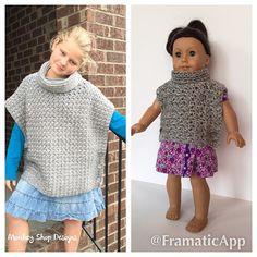 Crochet American Gir