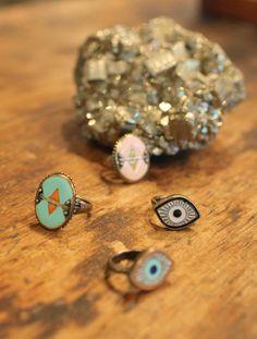 gypsy rings <3
