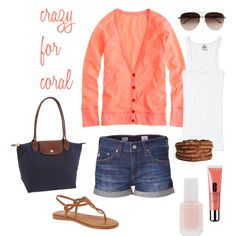 I think I have most of the things to create this look in my closet!  :)