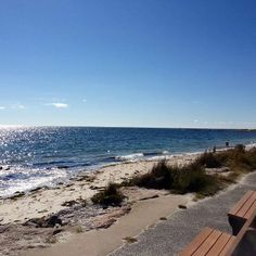Another gorgeous fall day at Thatcher Beach in South Yarmouth on Cape Cod.