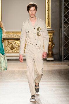 Chirstian Pellizzari SpringSummer 2016 Collection - Milan Fashion Week - DerriuspierreCom (9)