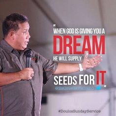 Planting of Seed's