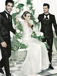 Carlo Pignatelli Bride&Groom Collection