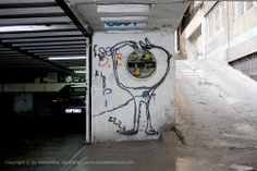 Garaža / Stari grad #BeogradskiGrafiti #StreetArt #Graffiti #Beograd #Belgrade #Grafiti