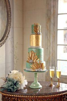 Cake   Great Gatsby   #bLBride
