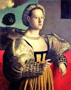 Francesco d'Ubertino Verdi, called Bachiacca [also known as Francesco Ubertini, il Bacchiacca] (1494 – 1557)Portrait of a Woman
