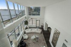 Walls Of Windows Face The Hudson River Duplex For Sale, Riverside Park,  City State