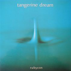 Tangerine Dream: Rubycon. As a 14 year old in 1975 I was mesmerised by the otherworldly and mysterious instrument names... mellotron, VCS 3 synthesizer, double Moog synthesizer, Synthi A. organ, modified Elka organ, prepared piano, gong, electric piano (|Fender Rhodes), Synthi A voice, ARP 2600... and they were German... Germans were exotic to me at that age.