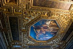 doges palace, venice, italy pictures of ceilings - Google Search
