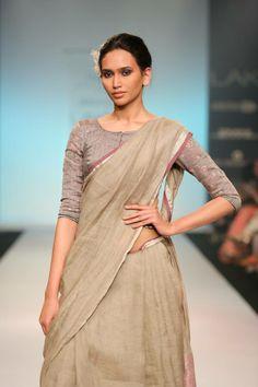 Anavila Misra at Lakme Fashion Week Summer/Resort 2014 Mumbai