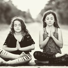"""Interesting study on the effects of yoga on children ages 8-18 with irritable bowel syndrome or functional abdominal pain. After just 10 sessions, their pain was significantly. Read the research. : @shantiyogastudio"""" Photo taken by @yoga_medicine on Instagram. Pinned by yogapad.com.au"""