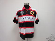 New ABERDEEN RUGBY CLUB Short Sleeve synovate Jersey Shirt Canterbury sz L Large #CanterburyofNewZealand #tcpkickz
