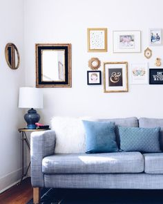 A 20-Something Fills Her DC Apartment With Craigslist Finds — House Call | Apartment Therapy