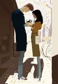 We'll call her Autumn by PascalCampion on DeviantArt