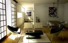 Bachelor Pad Interior Design