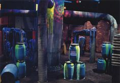 laser tag arena - Google Search Spy Games, Risky Business, Trampoline Park, Trunk Or Treat, Secret Rooms, Indoor Playground, Tag Design, Number Two, Playgrounds