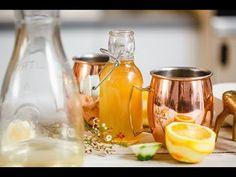 Fűszeres szirup forraltborhoz   Lila füge Preserves, Cake Recipes, Drinks, Bottle, Cooking, Youtube, Drinking, Kitchen, Preserve