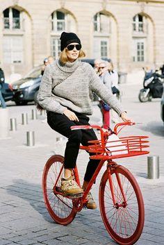 Vanessa Jackman: Paris Fashion Week SS 2014