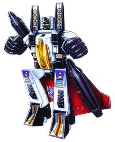 #TransformersG1 #Ramjet #SeekerJets
