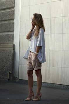 Street Style @ The Sartorialist Style Désinvolte Chic, Street Style Chic, Mode Style, Style Me, Daily Style, The Sartorialist, Fashion Mode, Look Fashion, Street Fashion