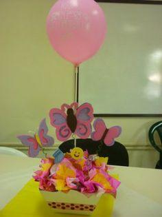Decora tu fiesta con mariposas y flores | Blog de BabyCenter