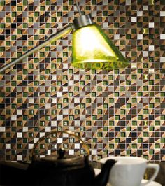 #Mosaic AGILE by Mosaico+ | #design Francesco Lucchese  #colour