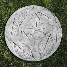 You'll love the Hydrangea Leaf Stepping Stone at Wayfair - Great Deals on all Outdoor products with Free Shipping on most stuff, even the big stuff.