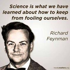 "Eswar RameshLawrence Krauss Fan Club Richard Feynman is the best.....  Comments  Bill Brett:   ... He said ""math is to physics as masturbation is to sex"" It's in Lawrence's book. Feynman was way cool dude."