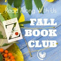 Fall Book Club With the Book Oblivion Community