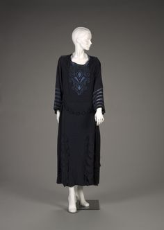 Dress Late 1920s Indianapolis Museum of Art