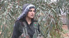 Me bi vîn û baweriya xwe ya azadiyê kobanê azad kir serxist em ê Efrînê ...