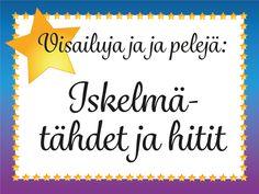 Kuka suomalainen iskelmätähti on nimeltään Alen Vale? Entä Ladan turma? Tähti-anagrammit ovat kovan luokan aivopähkinöitä ryhmän purtavaksi. Myös Tähti ja hitti -peliä voi soveltaa monenlaisissa ryhmissä. #aivojumppa #iskelmä #ryhmätoiminta #anagrammi #visa #musiikki